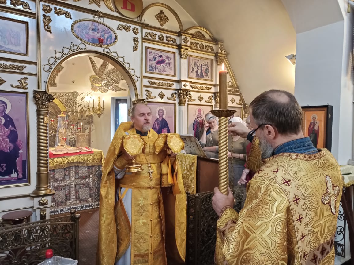Неделя 6-я по Пятидесятнице. Собор Ра́донежских святых