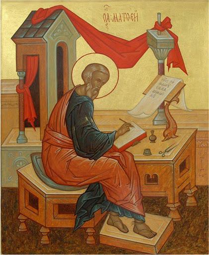 Память апостола и евангелиста Матфе́я. Рождественский пост