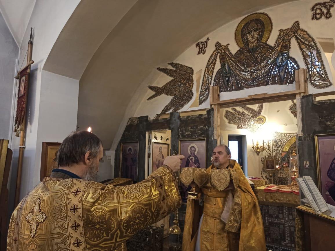 Икона Богородицы «Скоропослушница». Неделя 24-я по Пятидесятнице.